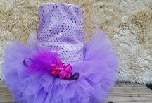 Maartey Babies Collection / Beautiful tutus, headdresses and other accessories for baby girls. / by Maartey Babies
