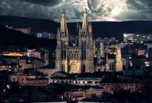 Mi preciosa ciudad y sus pueblos❤️