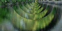 Reflections in water / Co można zobaczyć w wodzie?