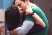 Sheldon & Amy (Shamy)