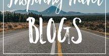 Inspiring Travel Blogs / Travel blogs that we find interesting