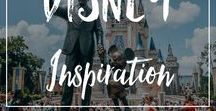 Disney Inspiration / Inspiration for your Disney trip - all the Disney parks over the world!