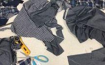 リコロン / 衣料品再生プロジェクト。ひなや