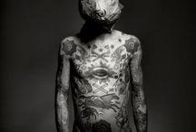 Men's Tattoo
