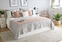 Awesome ideas for Bedrooms / Awesome ideas for bedrooms is inspired by all the super cool pics of furnished awesome rooms here on Pintrest!  Hope you like my ideas! ❤️