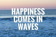 #OCEAN and sandy beaches / I love the ocean it's a place to be wild and free!