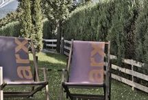 arx Relax / Genussmomente, die Erholung bringen: Sauna, Infrarotkabine, Ruhe- und Relaxraum // Moments of relaxation: Sauna, infrared cabin, relaxation room