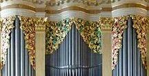 Orgeln / Musik, Instrumente, Orgel, Barock, Kirchenmusik