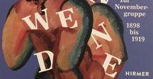 Expressionismus / Erster Weltkrieg, Kunst, Malerei, Dichtung, Expressionismus, Gemälde