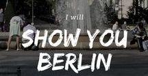 Berlin / Berlin, Gebäude, Straßen und Plätze