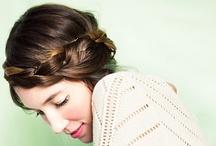 good hair days / by Shauna Reed