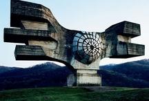 yugoslav monuments