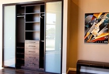 Closet Doors / by The Sliding Door Company ❤