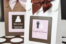 Wedding Favor Packaging / www.elegantgiftgallery.com