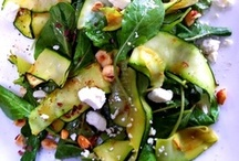 Living Well: Salads & Dressings / by Keetha DePriest Mosley