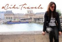 #CihcTravels. / My travels around the world or around the corner.  Discover more on  http://www.thecihc.com