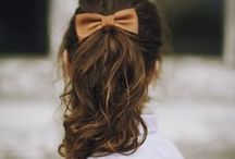 perfect ponytails / Stuck in a ponytail rut? Mix things up with super stylish, super easy variations that are anything but boring. Get inspired with these SoCozy approved looks.