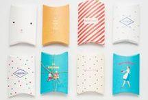 •diy packaging & decorations •