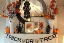 Halloween Decor / by 'Tis The Season