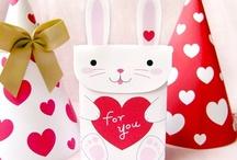 Valentine Decor & DIY