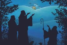 Christmas Graphics 2 (Nativity) / Features Nativity scenes or images that make reference to the birth of Jesus Christ. The Reason for the Season! / by 'Tis The Season