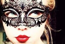masquerade / All things vintage, historical, cultural, avante gard, and costumey :) / by Leesha Novak