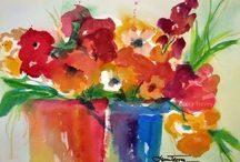 Art-Watercolor / by Pat Wolfson