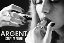 Isabel de Pedro jewellery collection: Argent