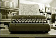 <:::::>JUST WRITE<:::::> / by Tina Bouman