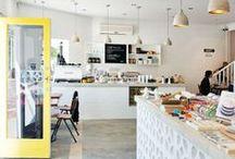 • shop & restaurant decor •