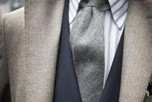 Suit & Tie / by Mel Anie