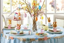 Easter Decor / by 'Tis The Season