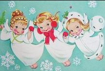 Christmas Graphics 6 (Angels) / Featuring images of angels, cherubs, fairies and all other celestial beings.