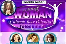 Woman Unleash Your Potential Summit / Unleash Your Potential. IT'S TIME TO CHANGE YOUR STORY. Learn from Top Female Entrepreneurs as they Motivate, Empower and Educate women globally during this online conference.