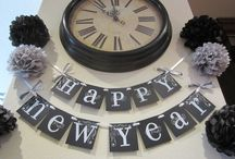 New Year Decor & DIY / by 'Tis The Season