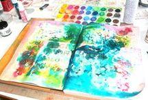 Art journal & calendar / by Keetha DePriest Mosley