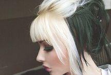 Locks of Fur / D.I.Y. hair