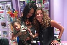 cozy salons / Straight from the kid experts, check out what's going on in Cozy Cuts for Kids, Manhattan's premiere children's hair salon.