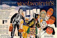Halloween Graphics (Ads)