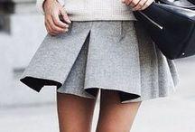 #CihcInspirations. FALL WINTER Looks. / Fashion inspirations for everyday fall winter looks.
