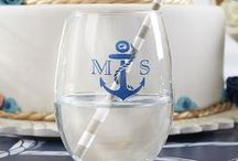Beach Wedding Favors / Elegant Gift Gallery offers the latest beach wedding favors, beach favors and nautical themed favors to hit the market.