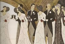 Weddings - 1930s Art Deco