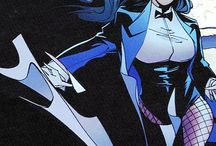 dc / Practically just pictures of Batman and Zatanna.