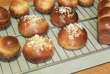 Pâtes diverses ( brioches, pain ,gâteaux )
