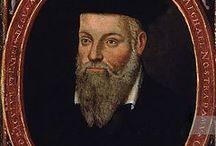 ノストラダムスの予言 - Michel Nostradamus prophecy / ノストラダムスが友人の画家に描かせた80枚の水彩画