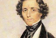 メンデレスゾーンの芸術- Art of Felix Mendelssohn / 作曲家でありながら画家でもあった芸術家