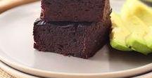 Oppskrifter- Sunn-Dessert- Kaker-Konfekt / Recipes- Healthy-Dessert-Cakes-Confectionery