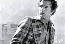 Mens 70's fashion / Men's fashion, men's clothing, the stylish man