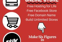 Build Online Store / Get the inspiration you need to build your own Online Store (Exommerce Website)  This board has plenty of valuable resources and lots of useful information for you to use as a resource for building your Online Store