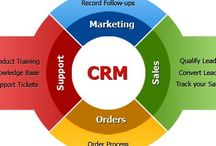 Sales CRM / How to get the most from your sales crm.  Stay organized and close more sales by putting the proper sales crm in place